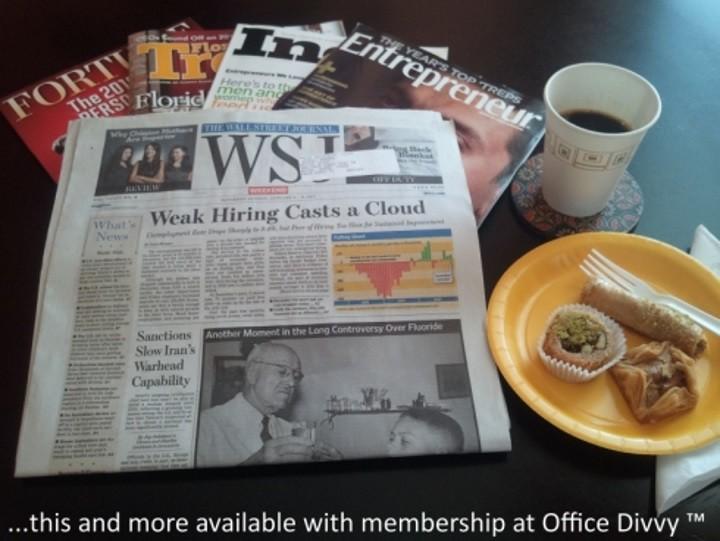Membership Benefits and Fringe Benefits at Office Divvy