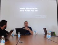 Web Standards and ReST APIs for All