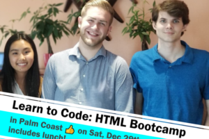HTML Bootcamp in Palm Coast