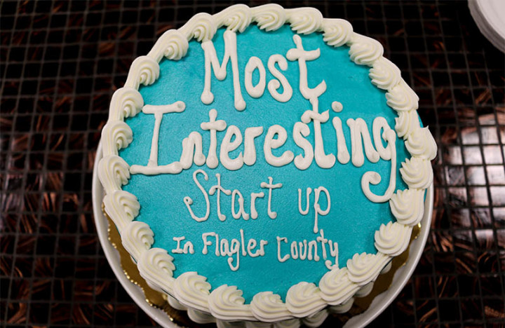 We have a Winner! Most Interesting Startup in Flagler County (2016)