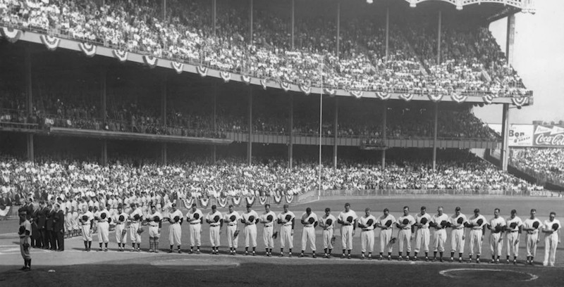 1955 World Series Game 1