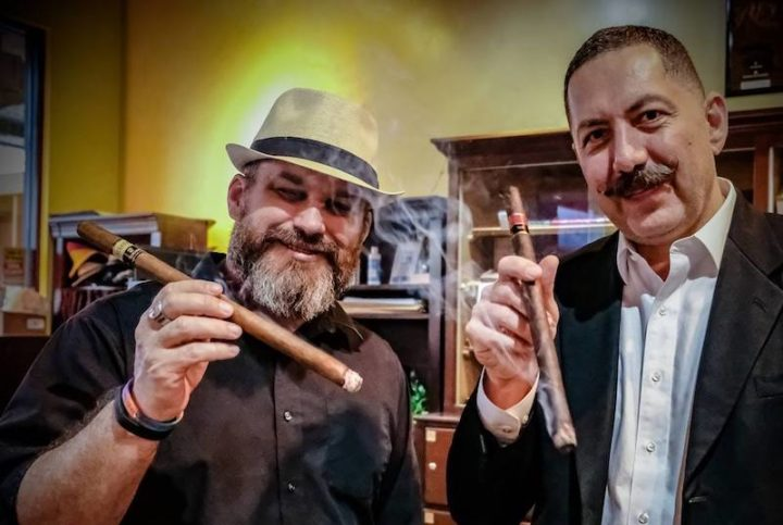 Cigars and Networking