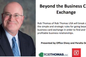 Beyond the Business Card Exchange | Networking and Breakfast