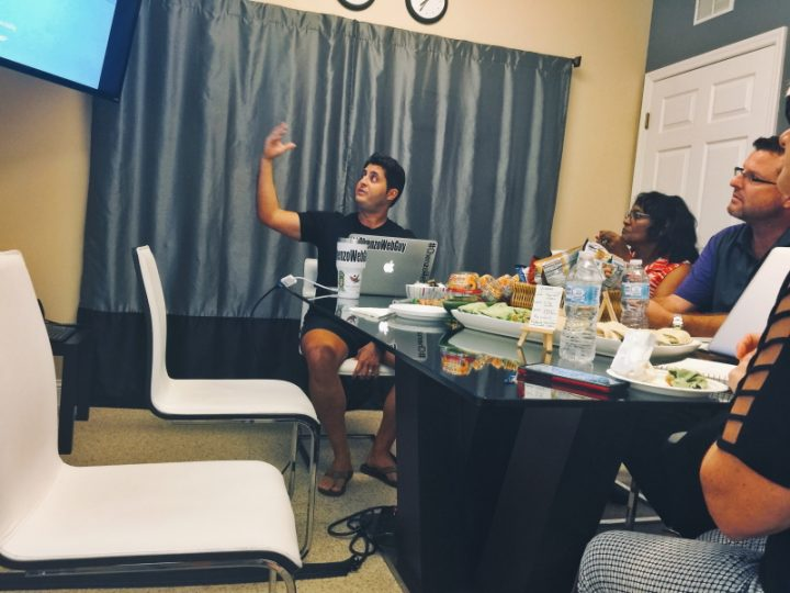 Chenzo Does Web So You Can Do You | Chenzo's Lunch & Learn