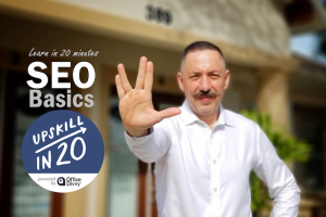 Upskill in 20: Fundamentals of SEO for Small Business